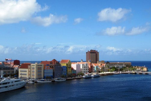 Colorful-Houses-Willemstad-Curacao