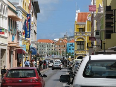 Colorful-Downtown-Willemstad-Curacao