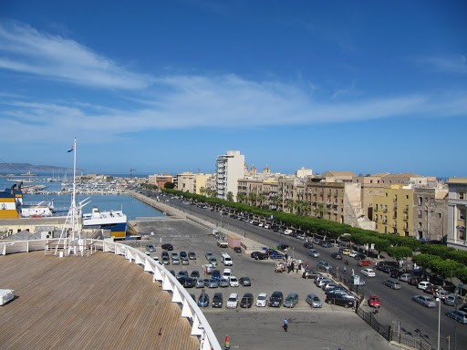 Trapani-Sicily-Port