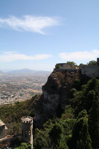 Erice-Castle