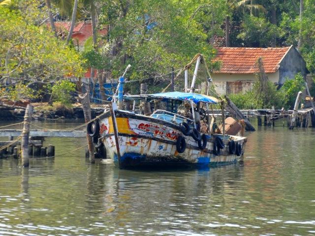 "<img src=""1c3e9-dsc01923.jpg"" alt=""Fishing Boat Kerala Backwaters Kochi India"" />"