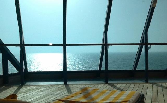 "<img src=""19dba-quietzone3a.jpg"" alt=""Cruise Ship Spa on the Bow"" />"