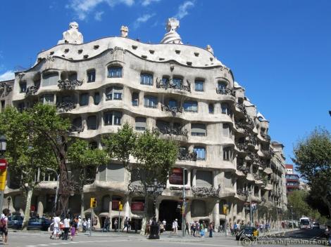 Plaça-de-Catalunya-Barcelona
